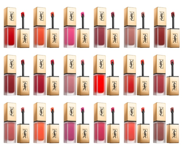 Ysl Tatouage Couture Liquid Matte Lip Stain Jupjip